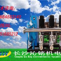 供应沁铭厂家直销汕尾变频二次供水设备