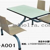 麦当劳餐桌椅,肯德基真功夫桌椅,广东家具