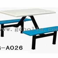 玻璃钢餐桌椅,弯曲木餐桌椅,广东家具厂