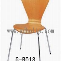 弯曲木椅子,不锈钢餐椅,广东家具厂批发