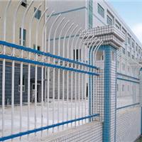供应围墙护栏、锌钢护栏、塑钢护栏
