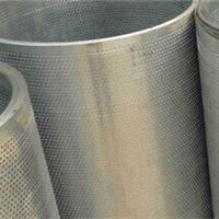 供应镀锌板圆孔网卷