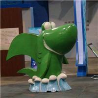 北京玻璃钢雕塑公司人物圆雕