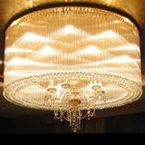 简约现代吊灯中式宜家吊灯玻璃客厅卧室书房饭厅餐吊灯