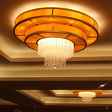 中式吊灯玻璃客厅卧室书房饭厅餐吊灯