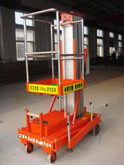 北京铝合金式升降机*汽车式升降机