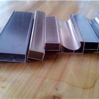供应H款全堵隐框晶钢门铝材晶钢门铝材厂家
