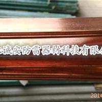 供应河北铜包钢扁钢