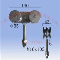 供应工业吊轮吊轨450A型滑轮轨道