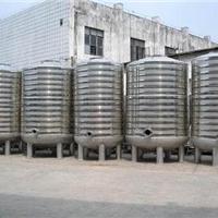 湖北不锈钢圆柱形水箱_圆柱形水箱价格