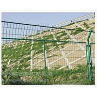 供应  浸塑高速公路护栏网