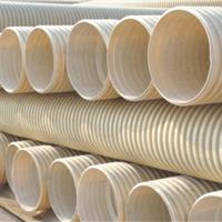 天津大口径PVC波纹管