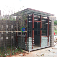 上海防腐木岗亭厂家 江苏结构钢岗亭