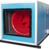 供应HLF-6低噪声混流式风机箱