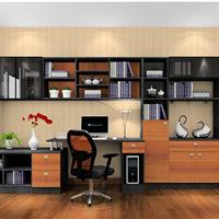 供应干净整洁-德国森林书房家具:C18778