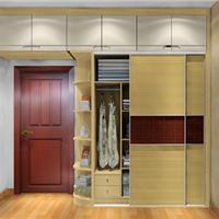 供应丹麦本色II卧房家具A18039_衣柜品牌