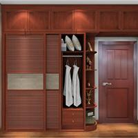 新中式主义卧房家具型号:A17976-中式风情