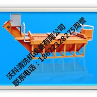 郑州运输车辆平板式洗轮机选武汉沃科