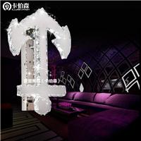 LED不锈钢壁灯 LED水晶壁灯
