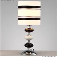 爵镁灯饰创意时尚客房卧室床头台灯