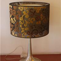 爵镁灯饰现代简约客房灯台灯、不锈钢台灯