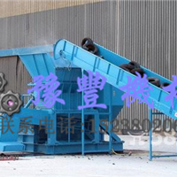 移动式煤矸石破碎机和煤矸石破碎机的区别