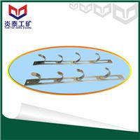 供应矿用电缆挂钩 金属电缆钩 镀锌电缆钩
