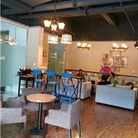 厂家供应甜品店桌椅定制甜品店桌椅尺寸定制