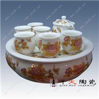 景德镇陶瓷茶具供应商 青花茶具批发价格