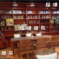 厂家供应咖啡厅桌椅定制咖啡厅桌椅尺寸定制