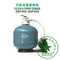奔浪循环水泵AQUA连体机QSF系列沙缸水泵