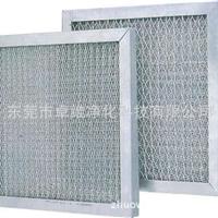 供应G2级金属铝网粗效过滤器