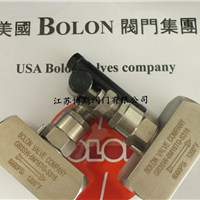 GB3SW-6M16TG-S316美国BOLON针型阀