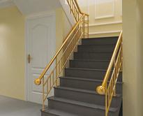 不锈钢楼梯扶手/彩色免焊楼梯扶手FS-MH-003