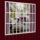 金刚网防护窗/免焊接防护窗平窗