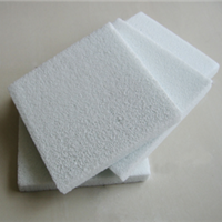 供应廊坊中胜德化工保温材料有限公司硅酸铝板