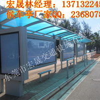 萍乡候车亭制作厂家|公交候车亭的制作工艺