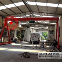 济南市章丘市室内2吨电动单梁行车多少钱