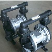 供应QBY气动隔膜泵 (不锈钢)(铝合金)