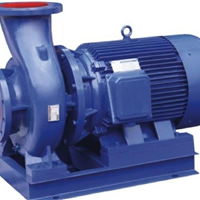 供应ISW、ISWR型卧式单级单吸管道离心泵