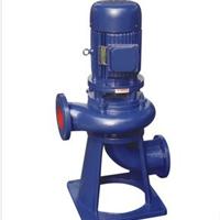 供应WL、LW型无堵塞直立式排污泵
