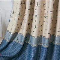 遮光窗帘布艺