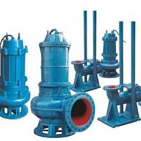 供应QW、WQ型高效节能无堵塞潜水式排污泵