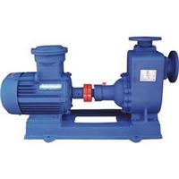 供应ZX型工业清水自吸泵/自吸式离心泵