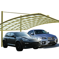 供应铝合金停车棚