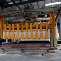 加气混凝土砌块设备生产线空翻翻转台计量罐