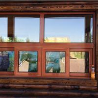 辽宁高档铝包木,铝木复合门窗招商