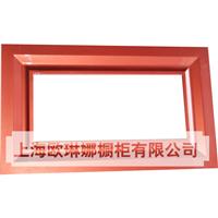 供应不锈钢橱柜 金属门板定做 橱柜定制