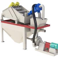 供应细沙回收装置、hk系列回收装置