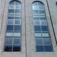 天津东丽金钟河玻璃幕墙,专业幕墙生产厂家